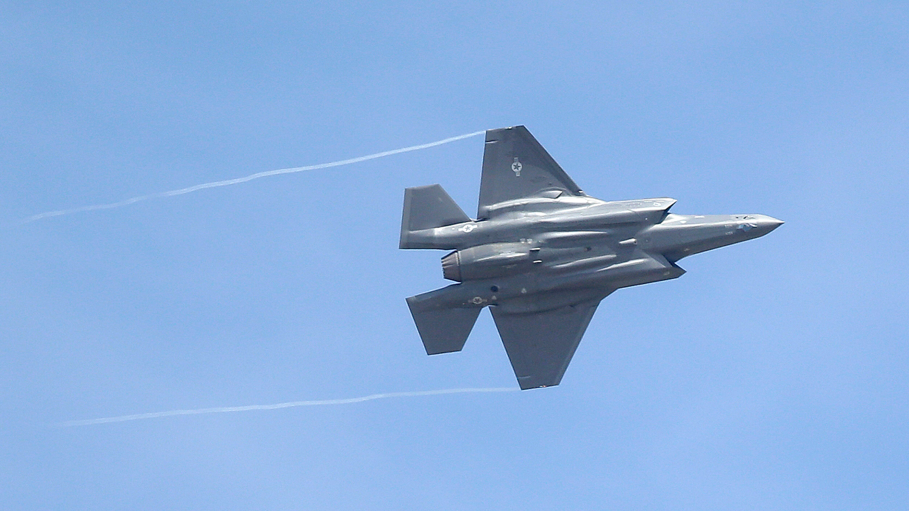 The F-35 Has Big Radar Problems and the Fix Is Hilarious
