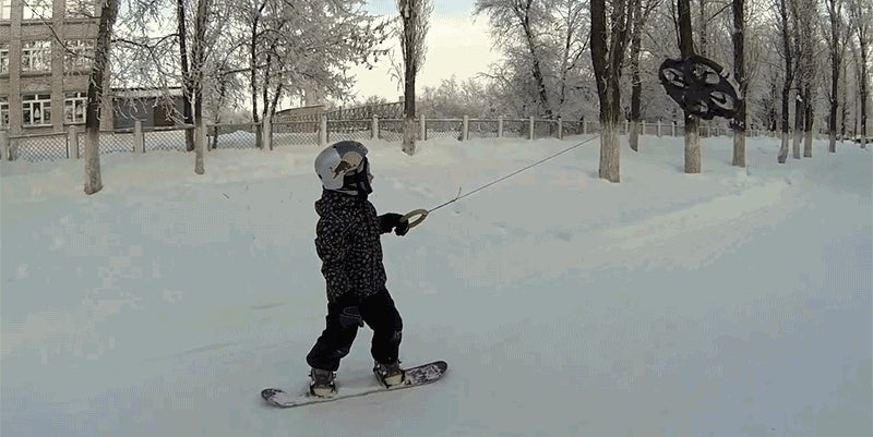One Day Droneboarding Could Be an Exciting Sport, But Not Today