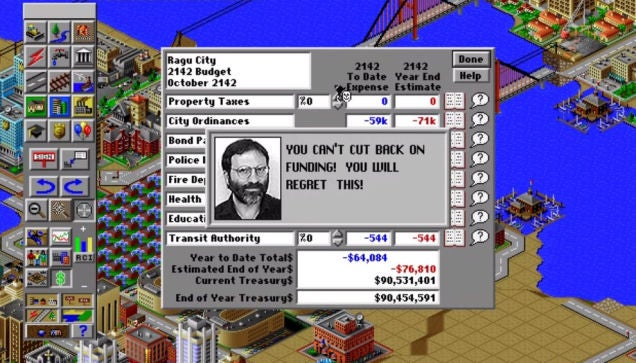 A History Of Maxis: Thanks For SimCity