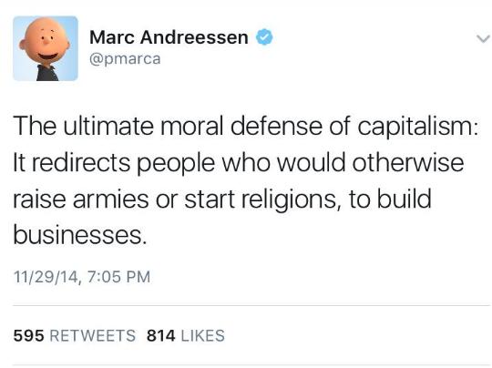Did I Kill Marc Andreessen's Twitter?