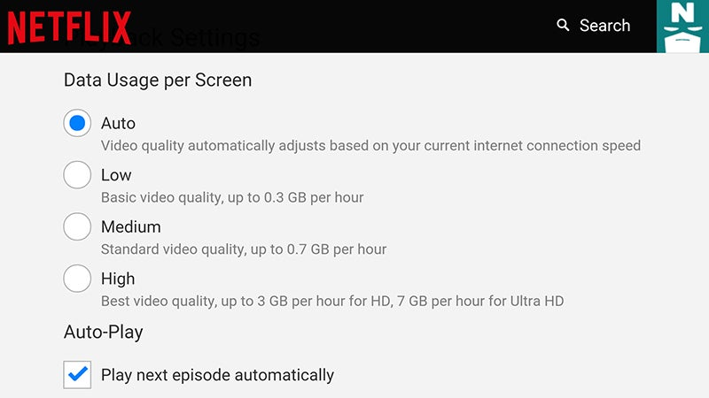 Stop Netflix, YouTube, Spotify (and More) From Eating Up Your Mobile Data