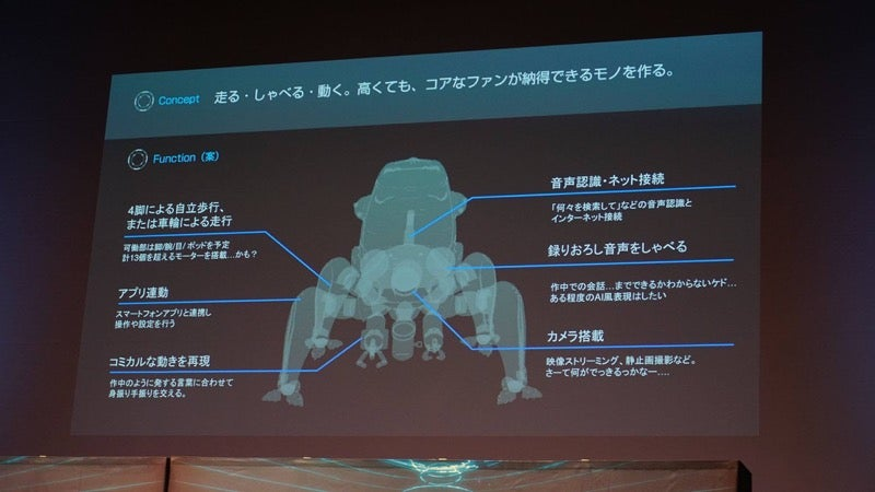 Japan Is Trying To Make Ghost in the Shell Real
