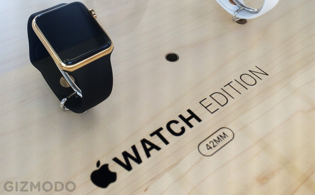 The Apple Store Fitted Me For A $15,000 Watch I Could Never Afford