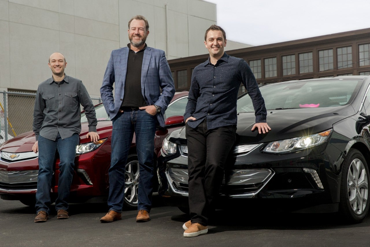 GM Just Bet Half a Billion Dollars on Building Self-Driving Cars With Lyft