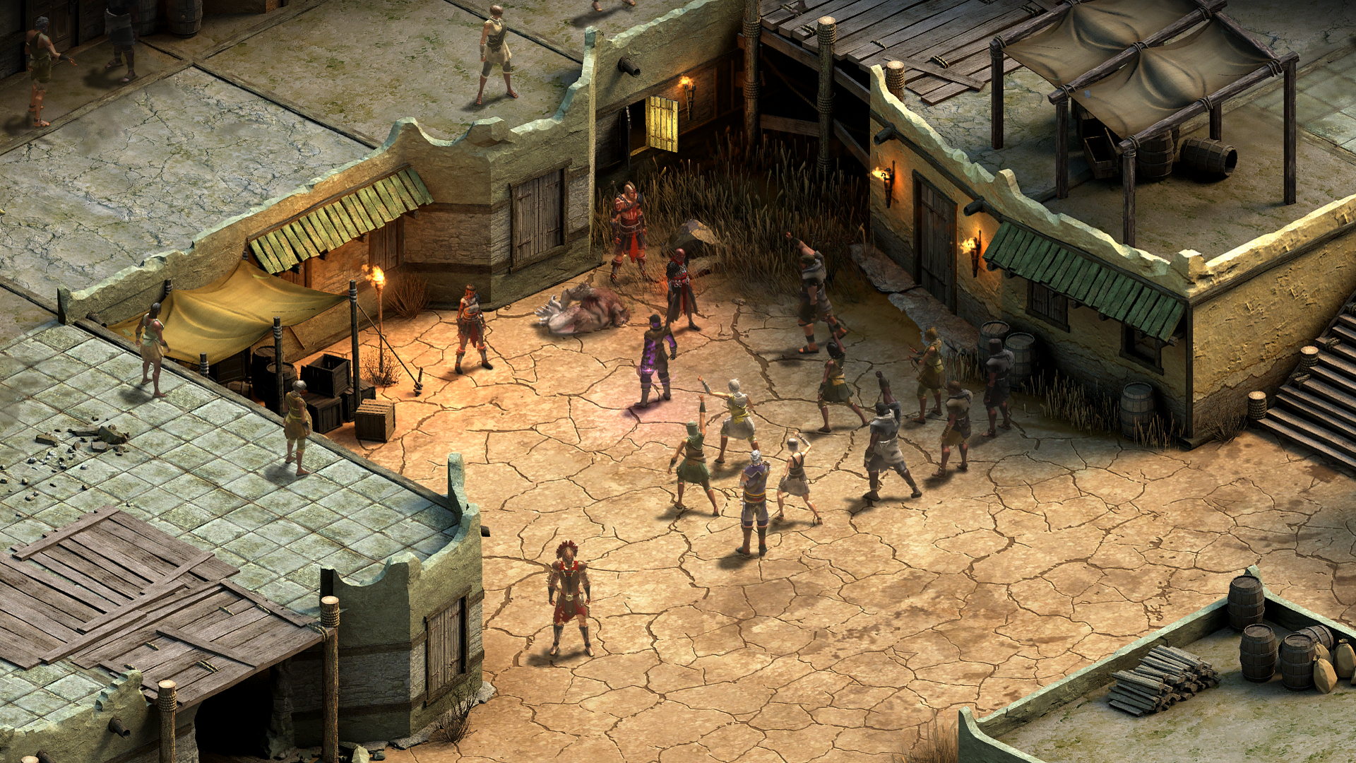Obsidian Announces Brand New RPG Tyranny