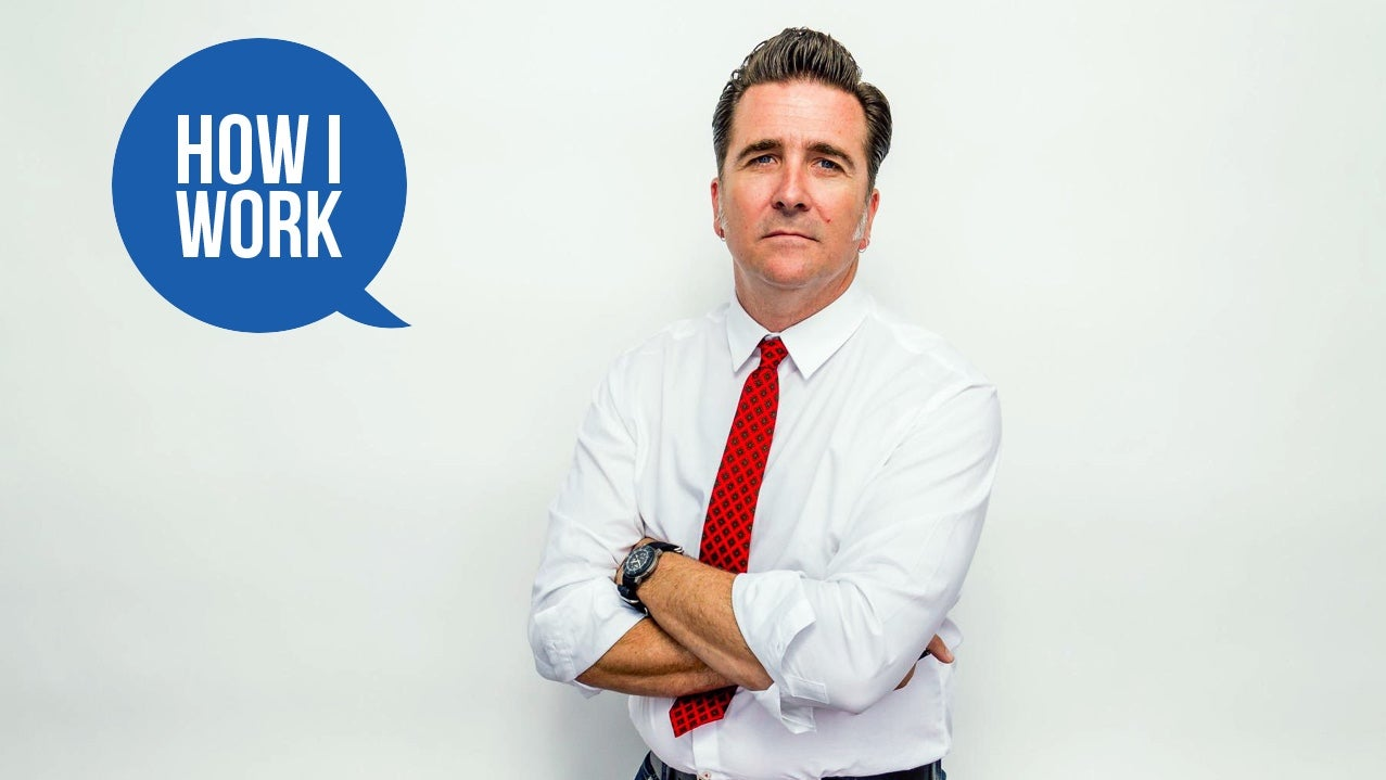 I'm Adam Steltzner, Engineer at NASA's Jet Propulsion Laboratory, and This Is How I Work