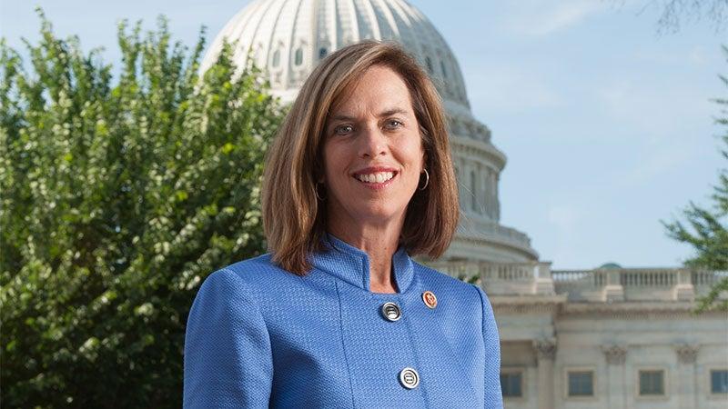 Anti-Swatting Congresswoman Gets Swatted