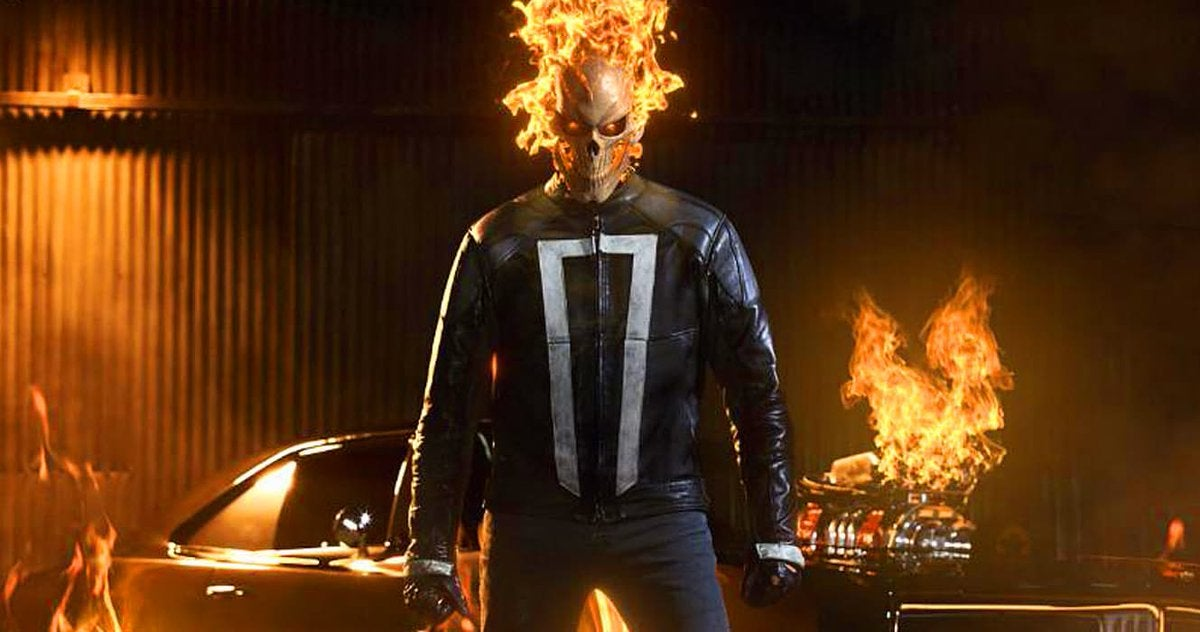 Ghost Rider May Be Exactly What Agents Of SHIELD Needed