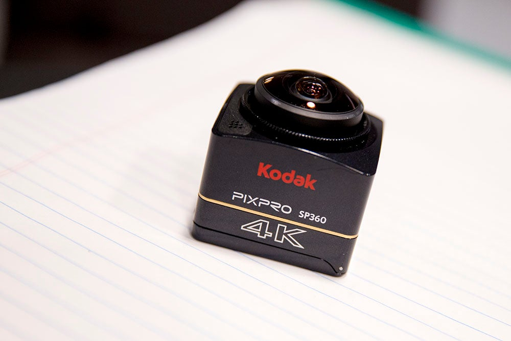 Kodak's New 4K Camera Captures Beautiful 360 Video For the Price of a GoPro