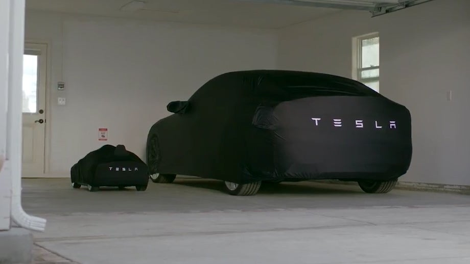 Rich Kids in Tiny Tesla Model S Ride-ons Will Now Be Looking Down on You Too