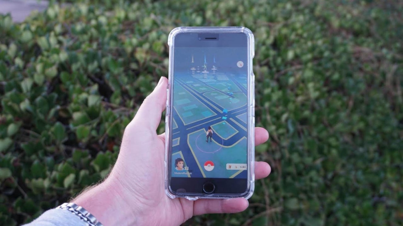 How to connect to pokemon go