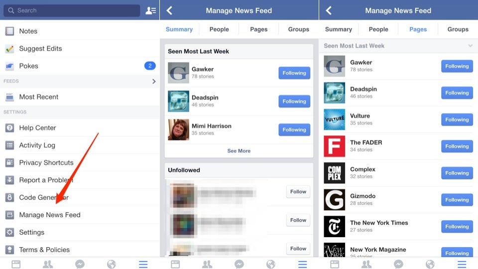 Facebook Just Made It Super Easy to Kick Junk Out of Your News Feed