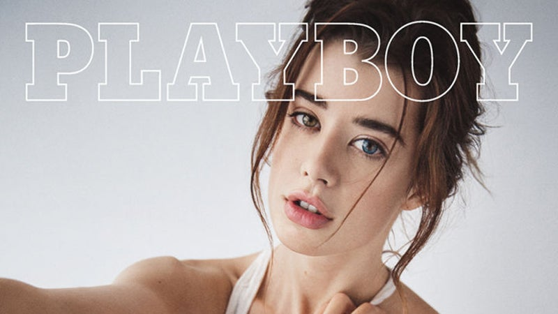 Playboy's First Nudity-Free Issue Targets Teens With a Snapchat Selfie