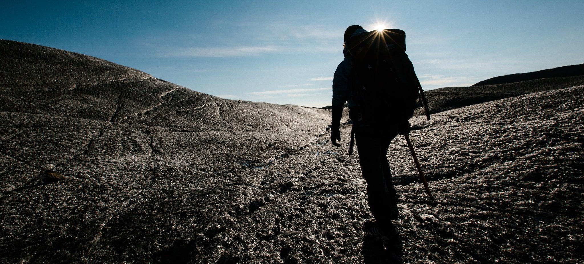 Walking On The Alien World From Interstellar
