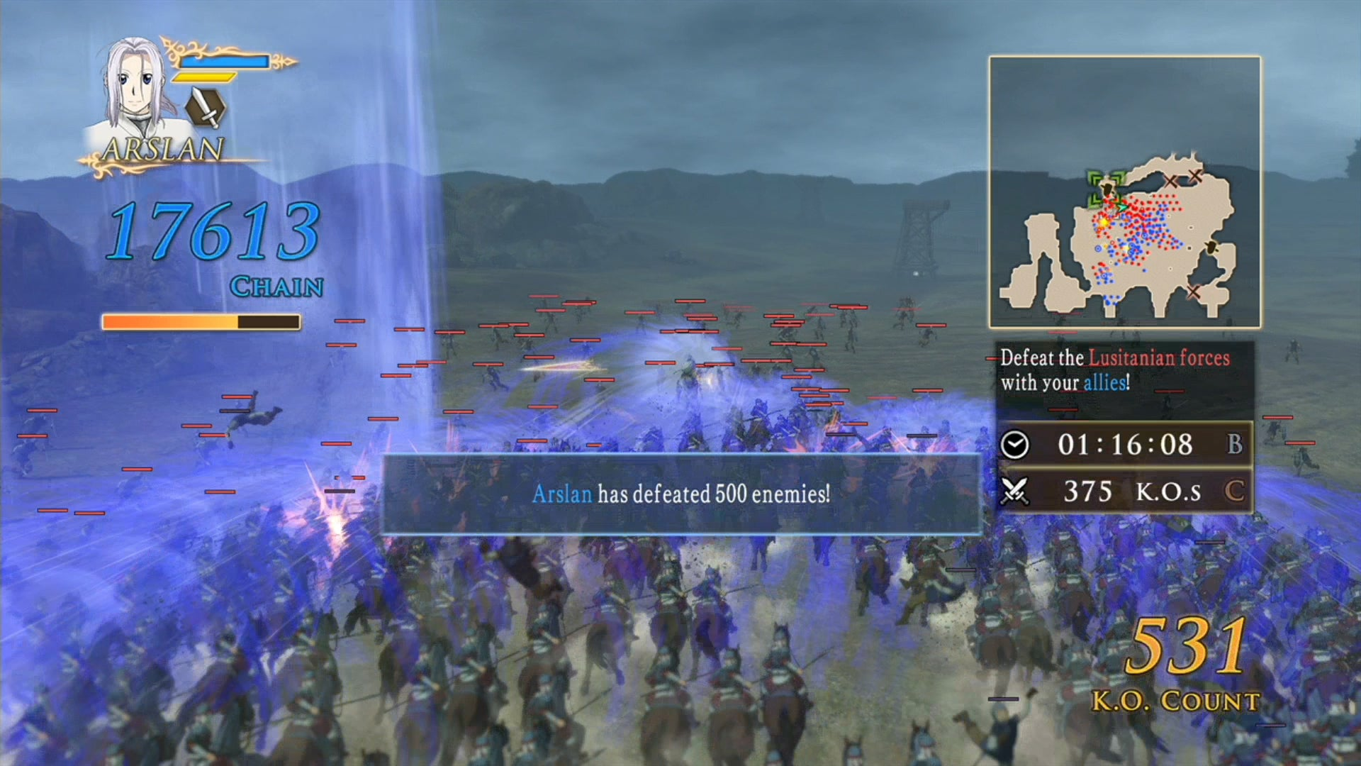 Even Obscure Anime Can Become A Good Dynasty Warriors Game