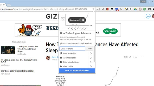 Use Google Bookmarks To Share A Lot Of Links At Once