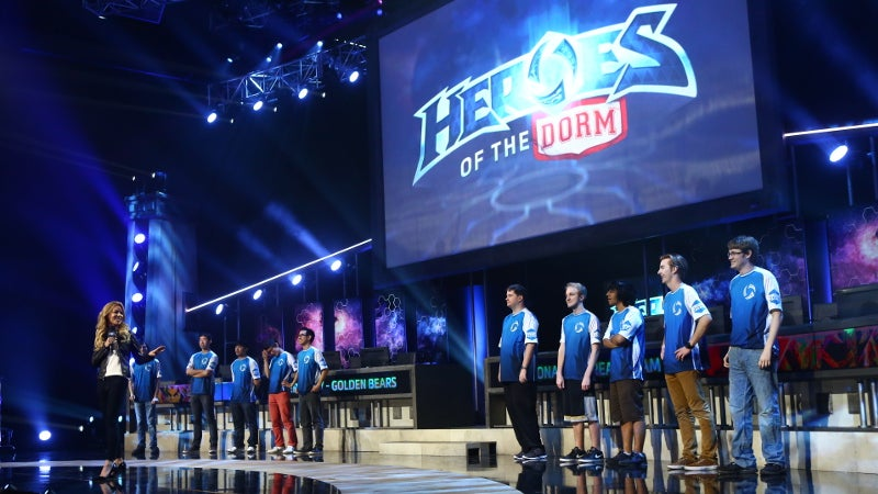 Blizzard's Heroes Of The Dorm Returns To ESPN With A Case Of Esports March Madness