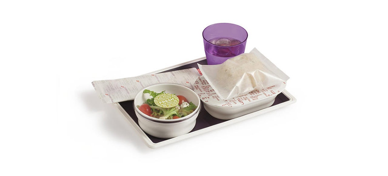 How a Better Food Tray Is Saving Virgin Atlantic Millions
