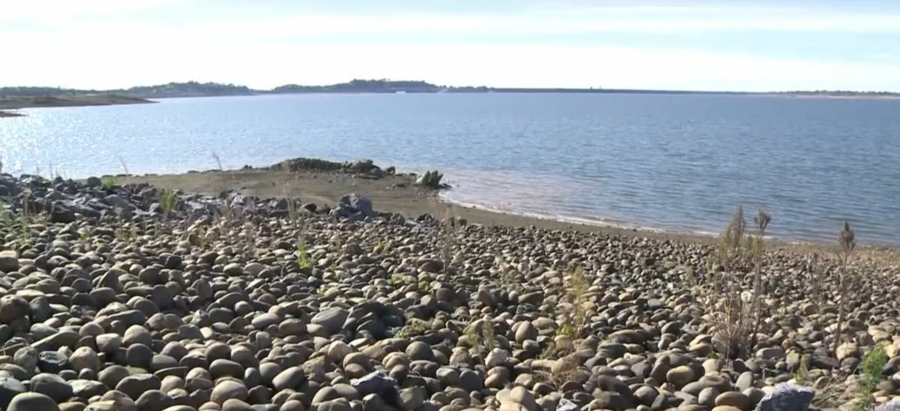 California's Most Famous Empty Lake Is Full Again, Thanks to El Niño