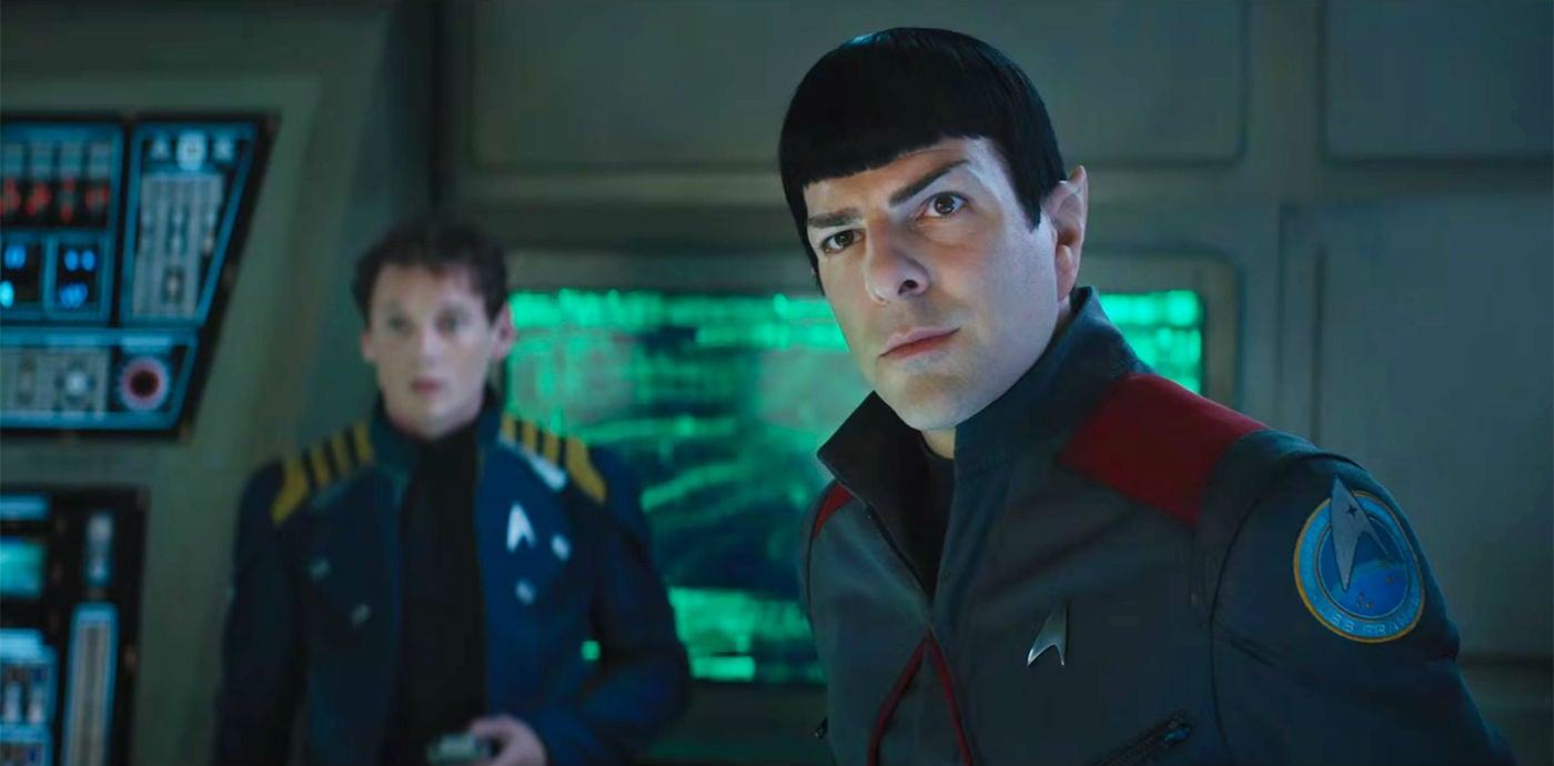 Star Trek Beyond Is Reshooting and Adding an Entirely New Cast Member