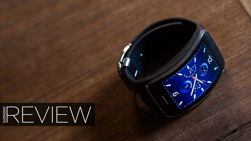Samsung Gear S Review: But I Don't Wanna Be Dick Tracy
