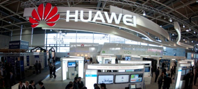 Huawei Accidentally Revealed Its First Android Watch