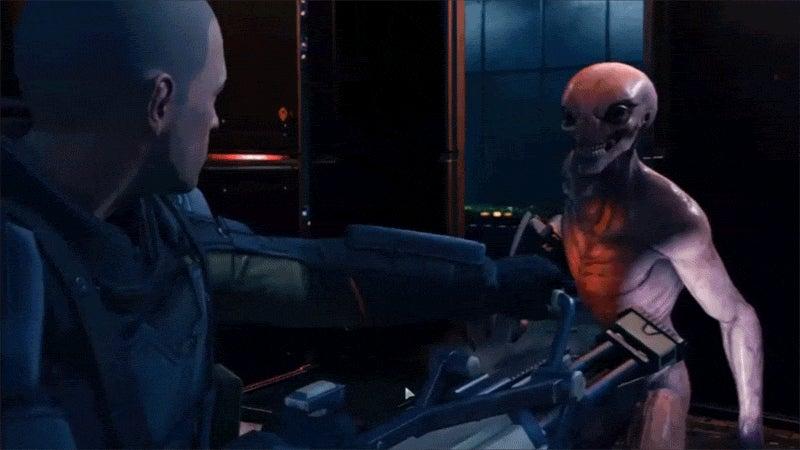 Nice Aiming, XCOM 2 Soldier