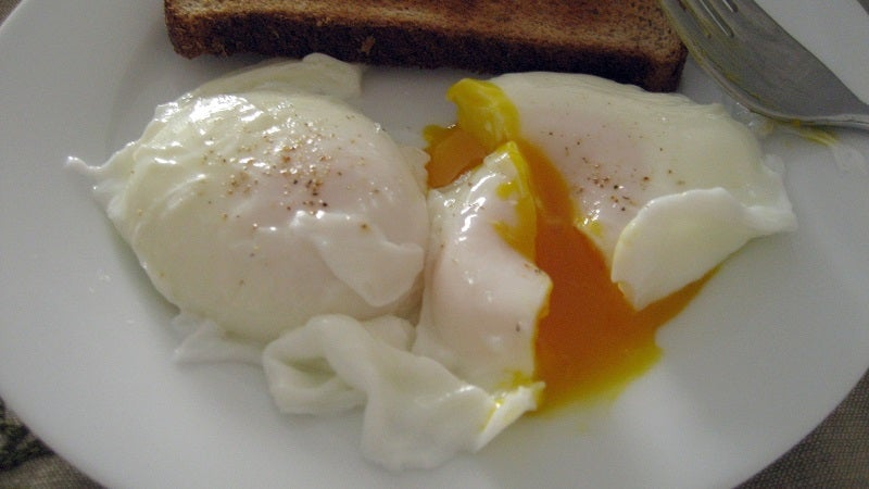 Make a Whole Batch of Poached Eggs In Your Slow Cooker