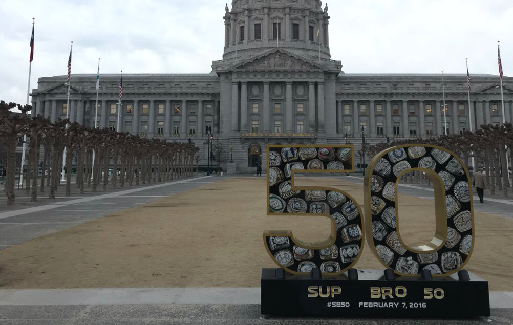 San Francisco Is Pretty Pissed About the Super Bowl Coming to Town