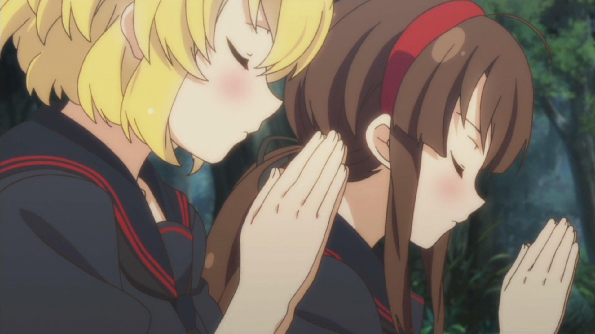 Let's See How Long It Takes Senran Kagura To Make You Uncomfortable