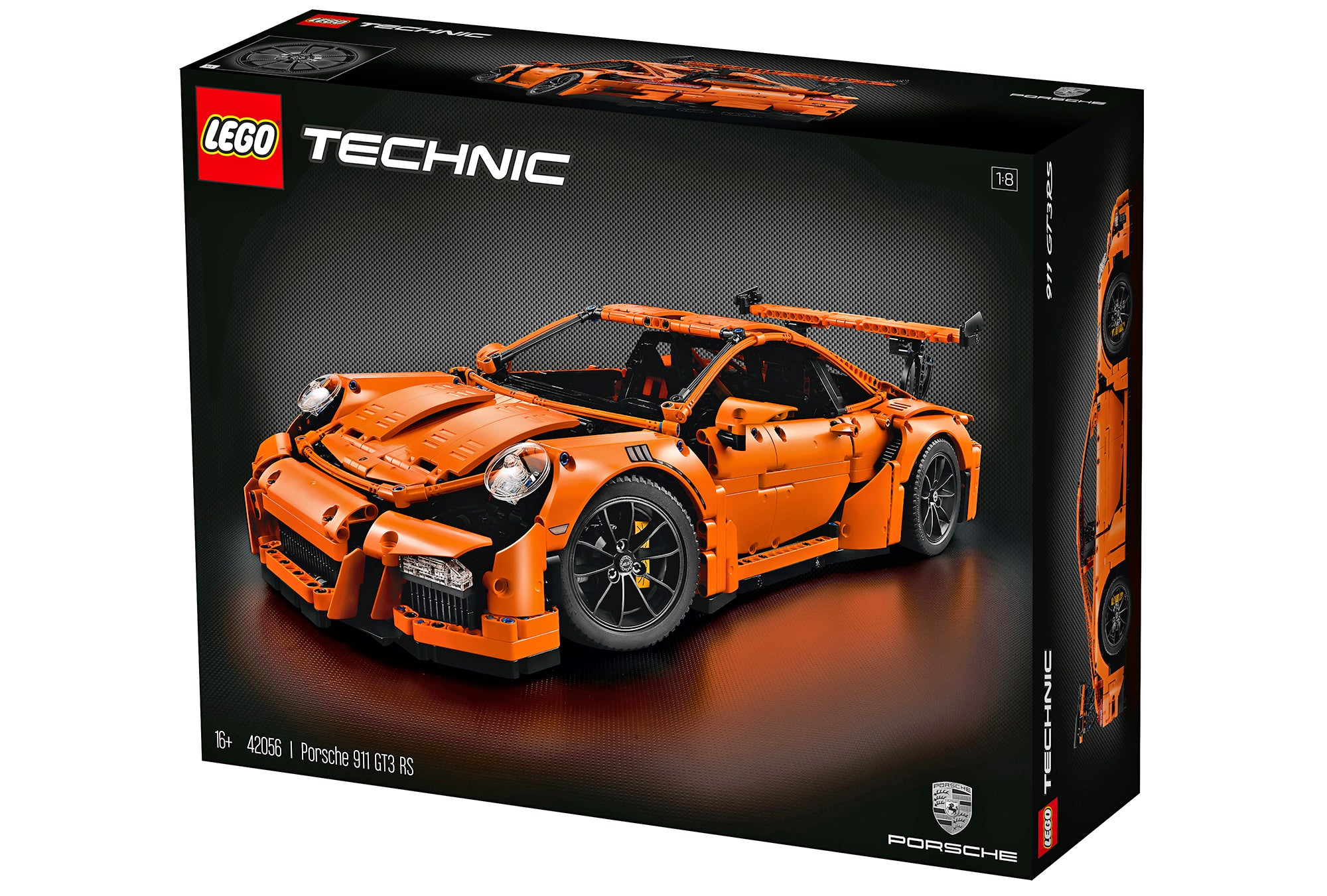 lego 39 s new 2 700 piece porsche 911 is a work of art. Black Bedroom Furniture Sets. Home Design Ideas