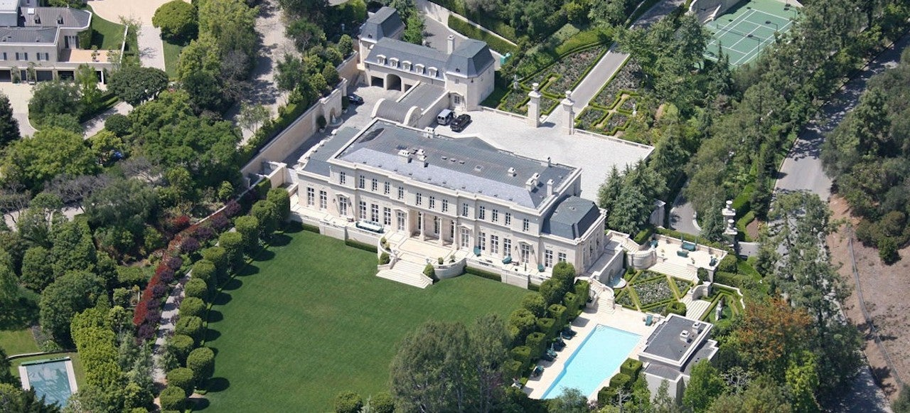 10 biggest mansions in the world made man