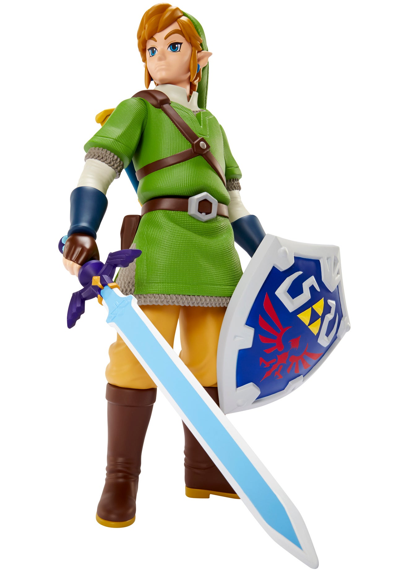 Forget Zelda, This 20-Inch Link Figure Is Worthy Of an Epic Hyrule Quest