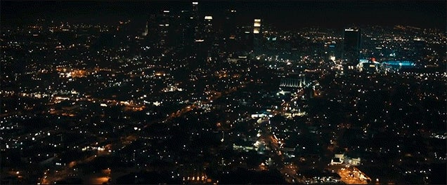Can You Tell the Difference Between Scenes from Hollywood Movies and Stock Footage?
