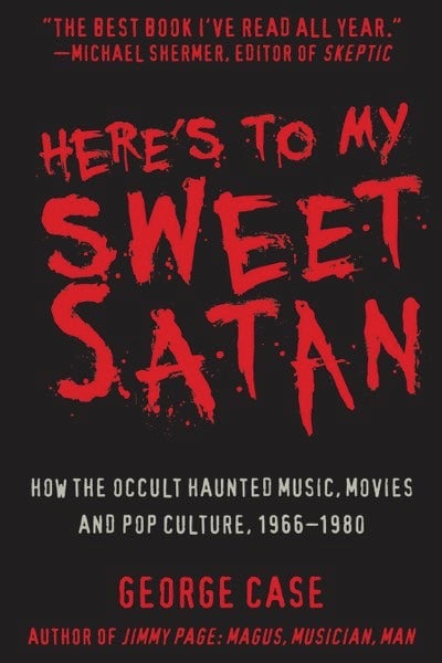 This Fascinating New Book Chronicles the Rise of Satan and the Occult in Pop Culture