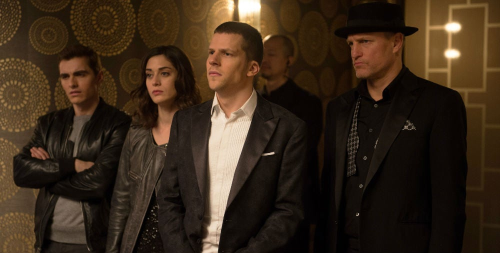 Morgan Freeman Is on the Warpath in the New Now You See Me 2 Trailer