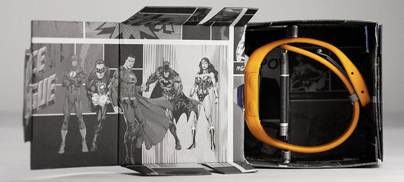 Adorable Justice League Watches Grant You the Power of Punctuality