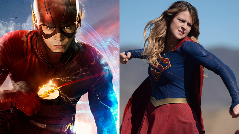 Here's Who the Flash and Supergirl Will Be Battling in Their TV Crossover