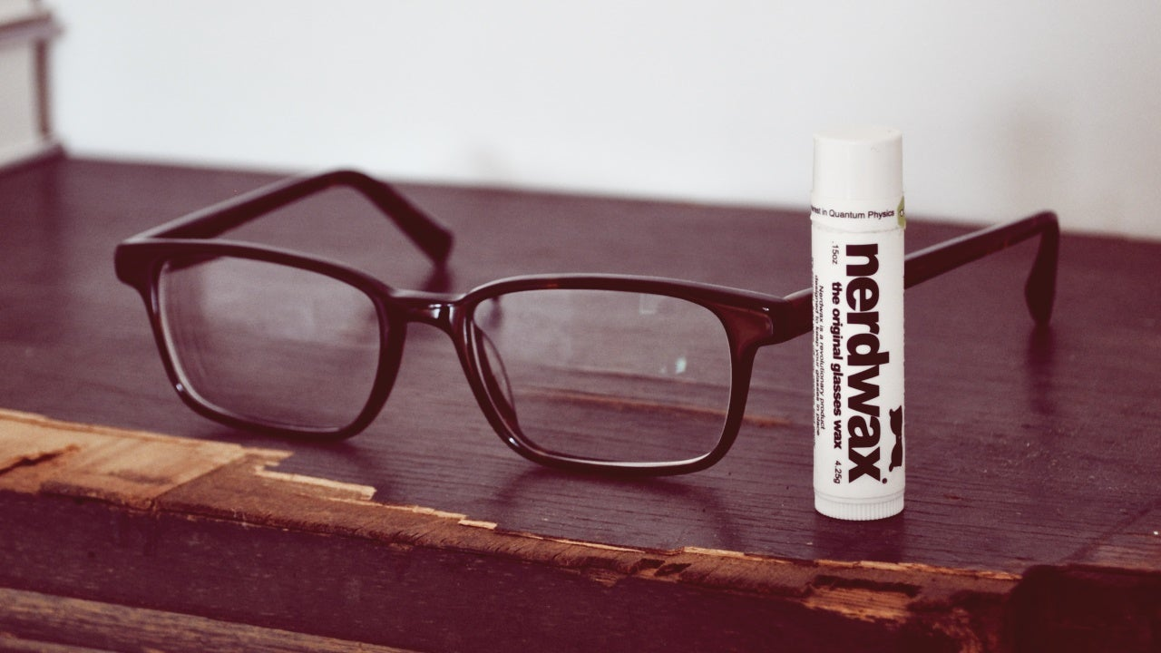 Use Nerdwax To Keep Your Glasses From Slipping | Lifehacker Australia