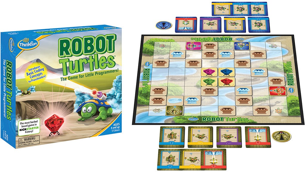 inner geek robot turtles