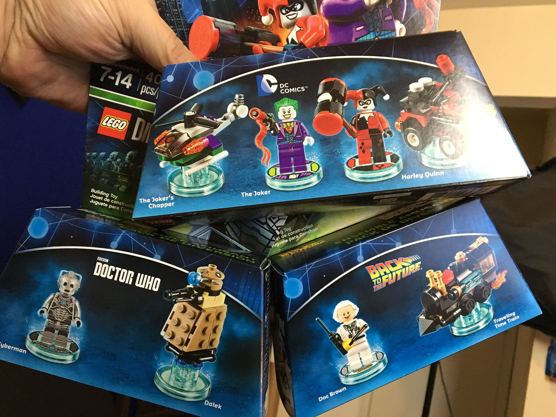 LEGO Dimensions Does The First Ghostbusters Movie In 30 Minutes