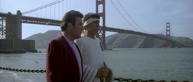 The Voyage Home May Not Be Star Trek's Best Film, But It Is the Funniest