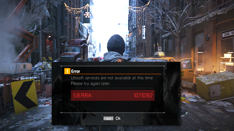 It's Launch Night, And The Division's Servers Are Having Trouble (Updates)