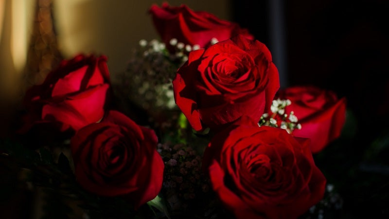 Buy your valentine 39 s day flowers now to save money for Buying roses on valentines day