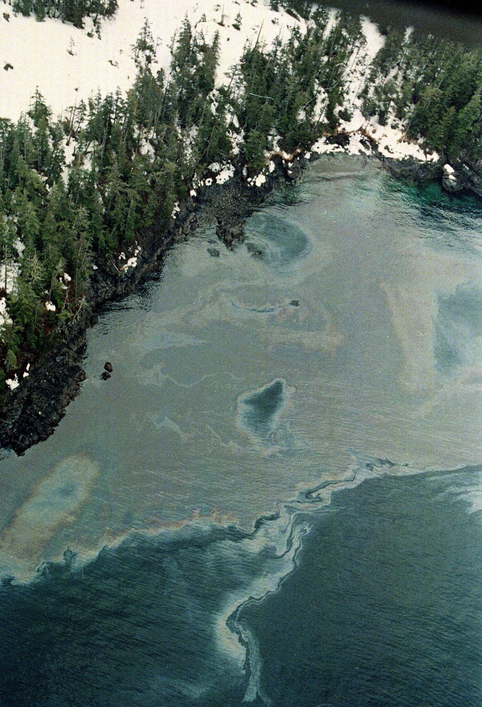 Valdez Oil Spill Today Wwsponkllxgfsssan