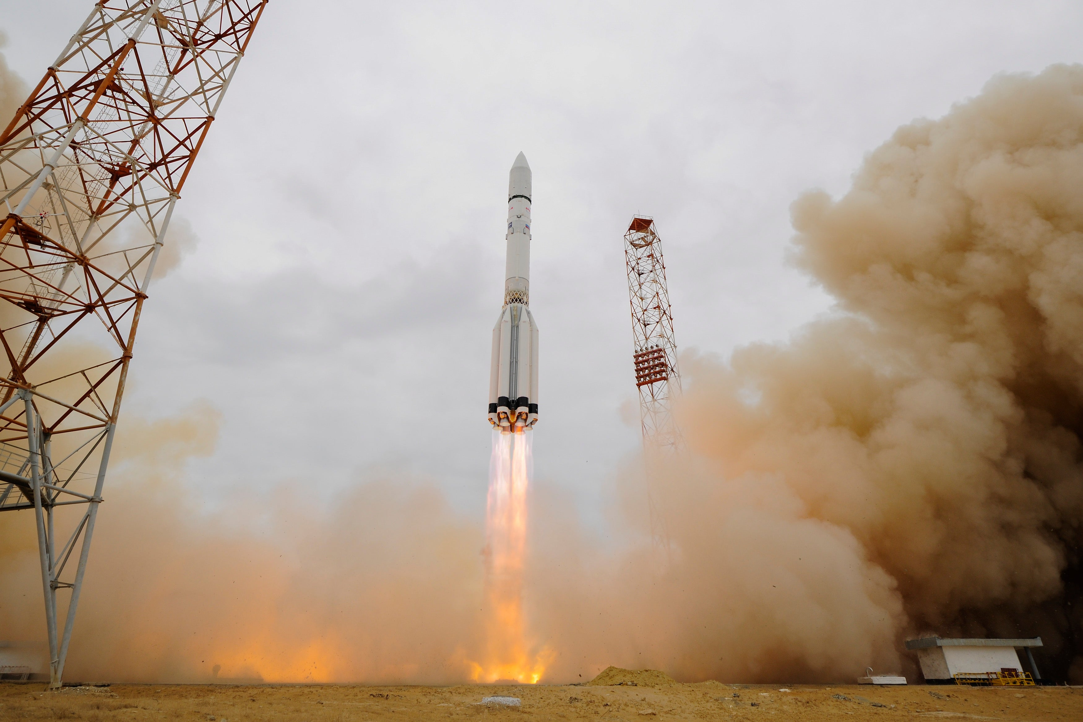 The ExoMars Launch Was a Resounding Success