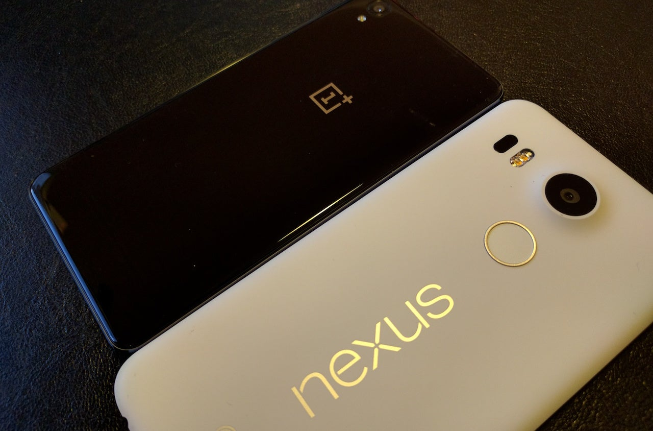 Slim Pocket Showdown: The Google Nexus 5X vs the OnePlus X