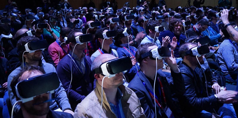 Samsung Is Developing Standalone VR Devices