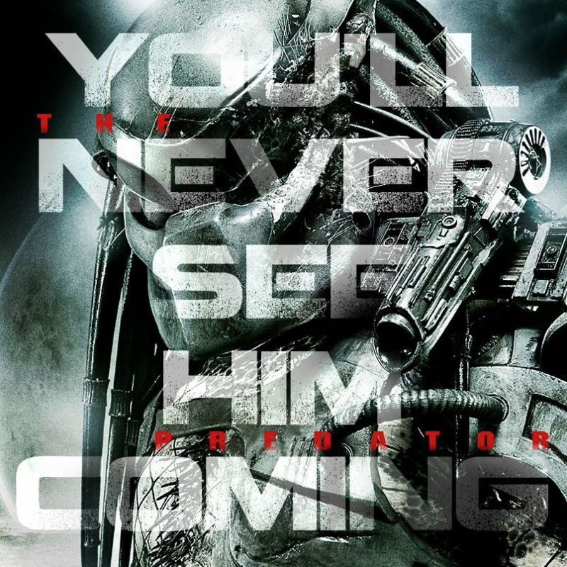 The New Predator Movie Will Be Hunting Us Down In 2018