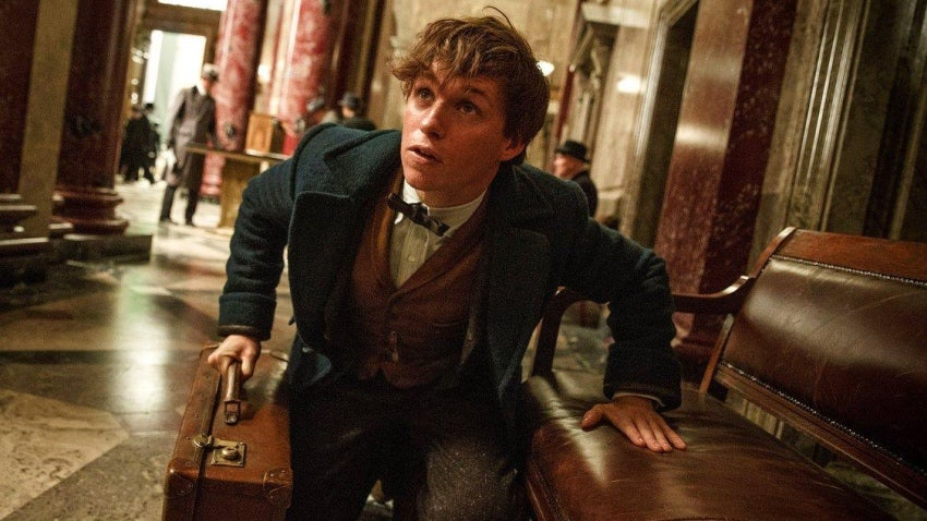 Cower Before A Magical 'Honey Badger' And Five Other Fantastic Beasts
